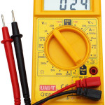 About multimeter.