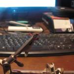 Ladybug drone death.
